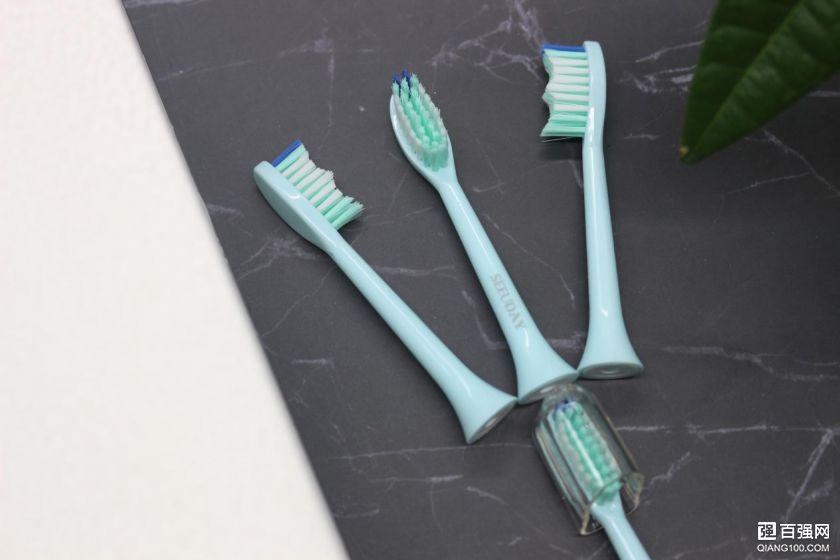 自信笑容,从清洁口腔开启,SEEUDAY电动牙刷声波电动牙刷