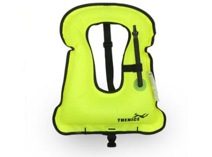 救生衣如何选择 穿戴方法你会吗?