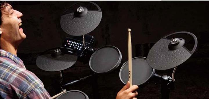 什么电子鼓 电子鼓与架子鼓的区别