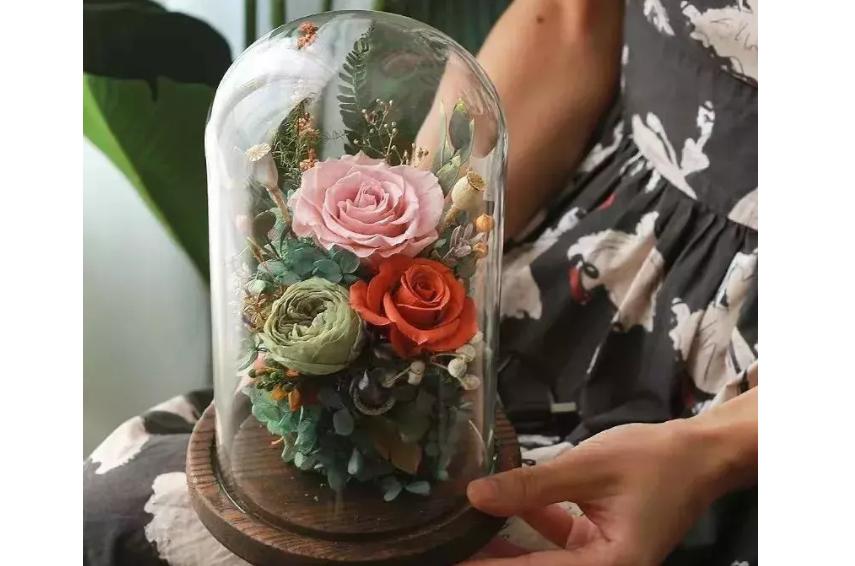 永生花就是干花吗?永生花和干花之间的区别