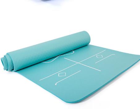 练瑜伽不可缺少的装备之——瑜伽垫篇