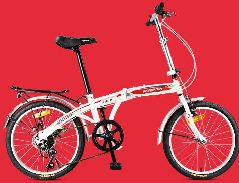 折叠自行车好骑吗 折叠自行车如何选购