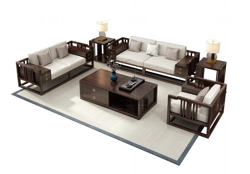新中式沙发怎么选 新中式沙发选购攻略