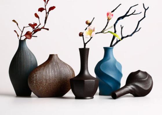 花瓶知识分享:花瓶如何摆放