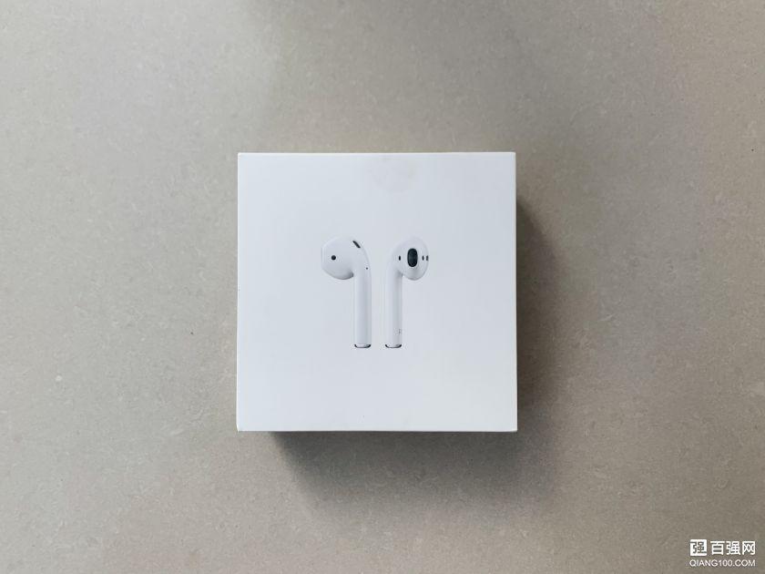 苹果手机的最佳伴侣!AirPods炒鸡好用